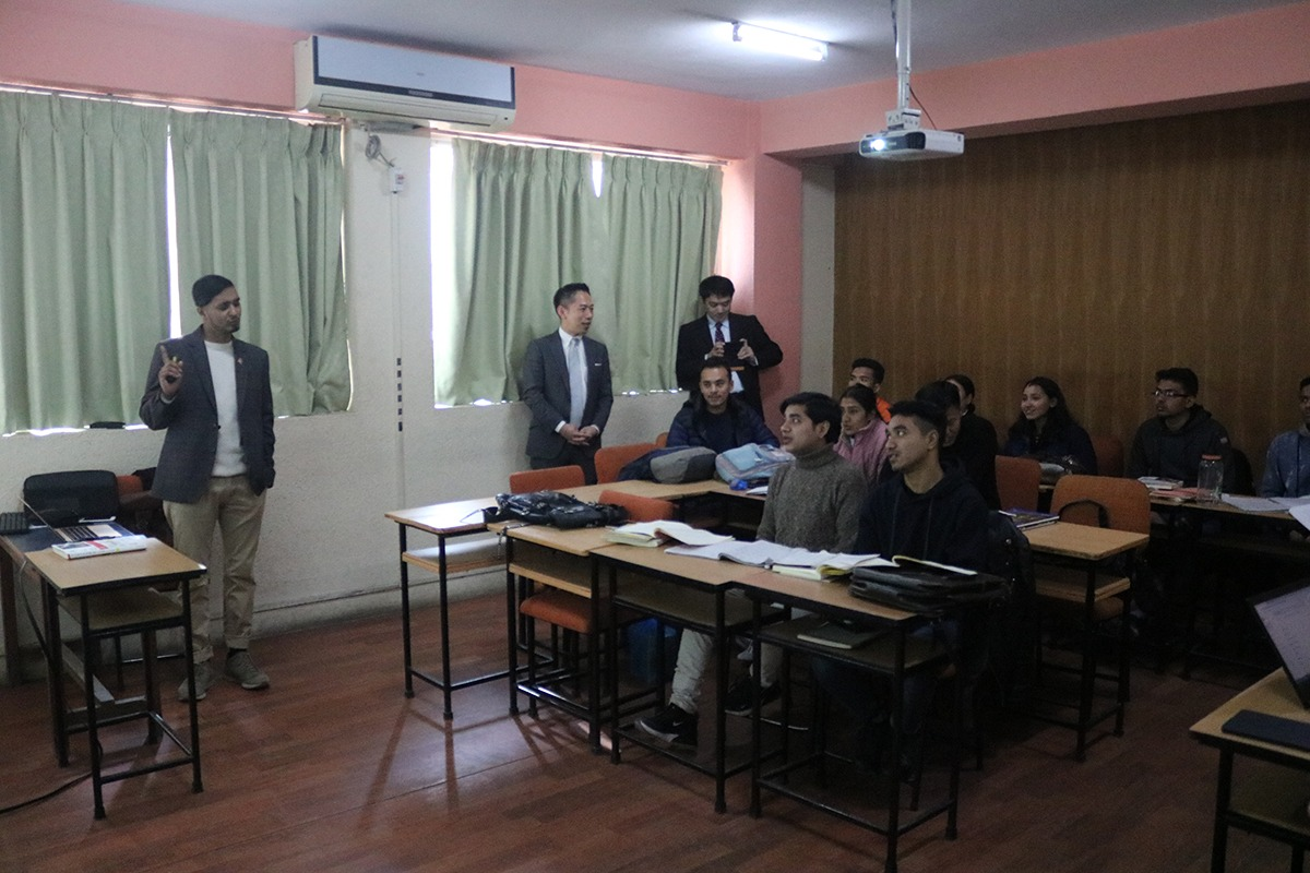 Opening Ceremony Connect Job Class (Japanese Language Class)
