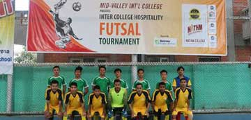 Inter College Hospitality Futsal Tournament, 2020