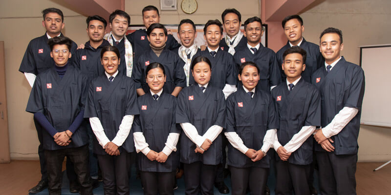 Intership and job placement in japan bhm course in nepal